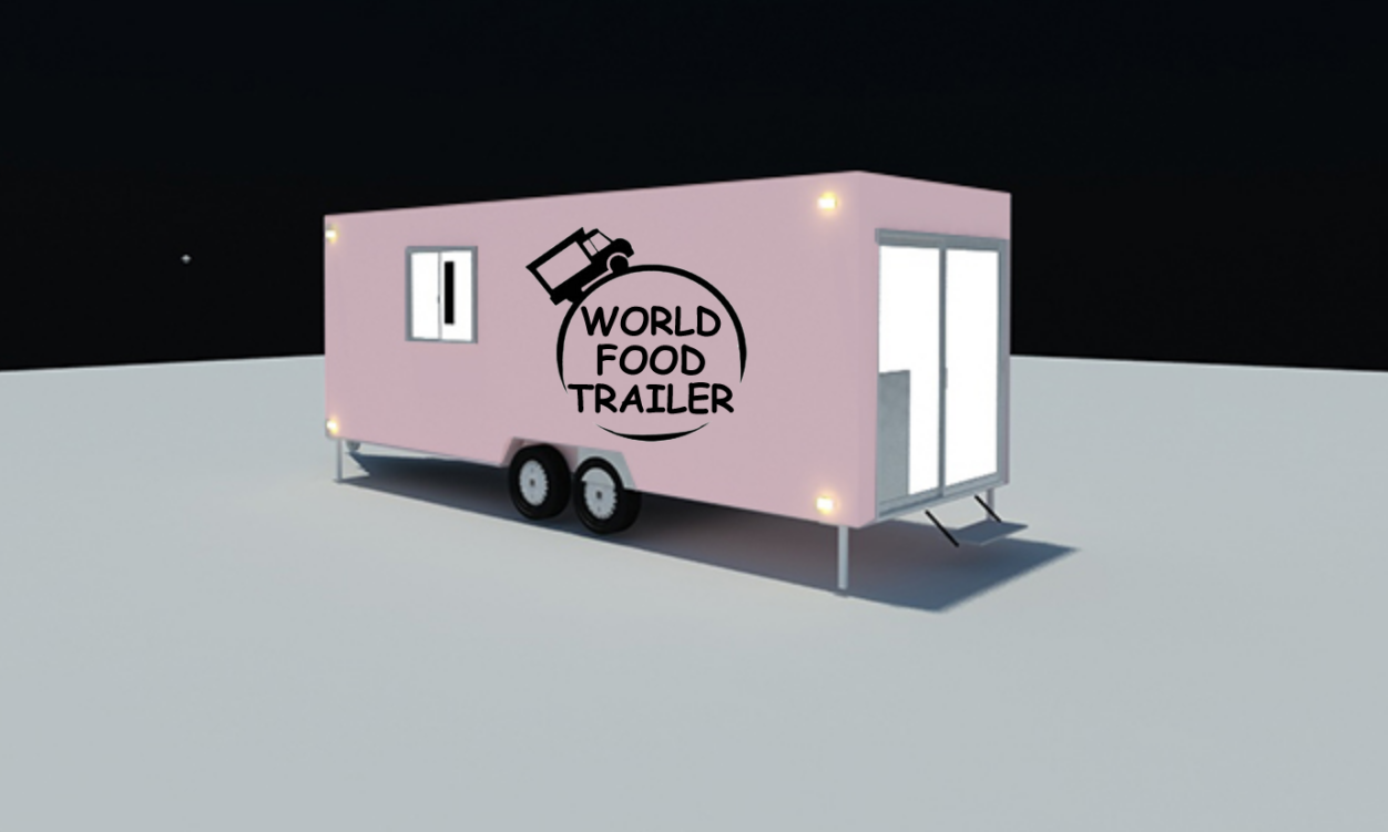 Dog Salon Trailer